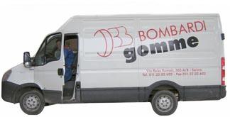 bombardi gomme